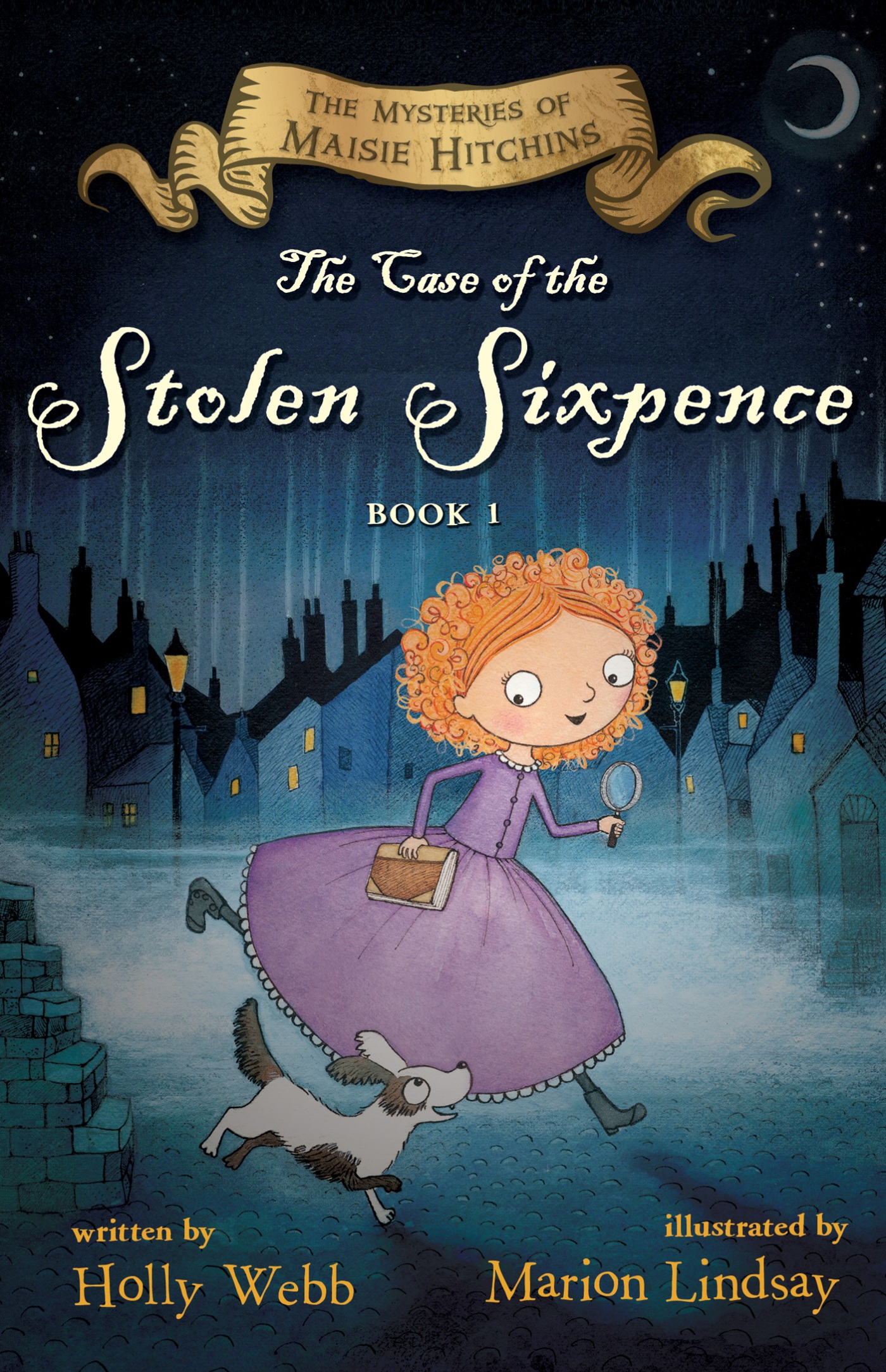 American edition Stolen Sixpence