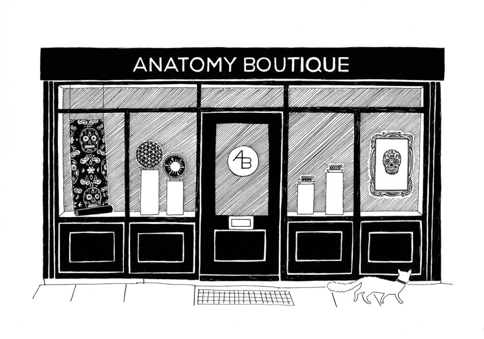 Anatomy Boutique