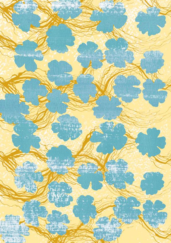 Blue-clover-and-lichen