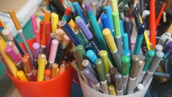 ML pencils