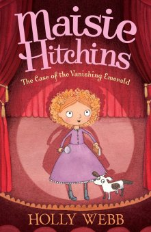 Maisie Hitchins the Case of the Vanishing Emerald