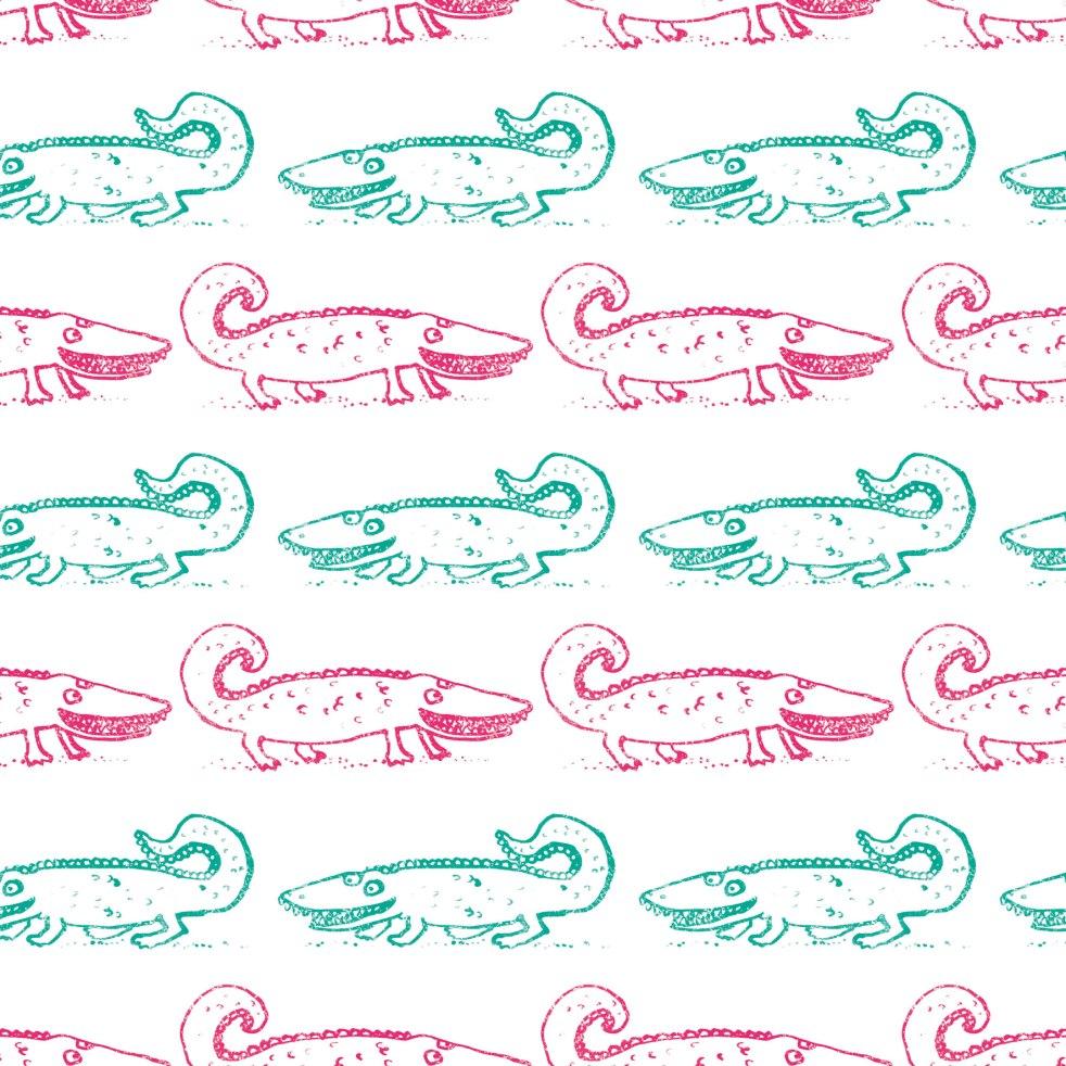 pink-and-green-crocs