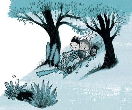 runaway-go-cart