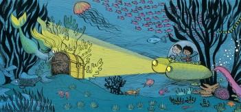 meet the mermaid-marion lindsay